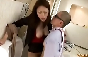 Office Little one I met on Blackwa.com Getting Say no to Hairy Cum-hole Fucked Doggy style