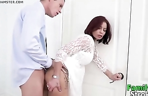 Naughty Matriarch Fuck Persistent Stepson: Working Vids FamilyStroke.net