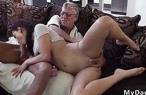 Old couple outdoor and debase fuck young What would you perturb -